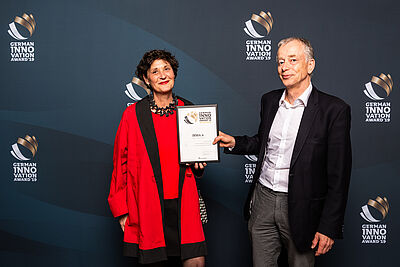 [Translate to Español:] Weller u& Thun German Innovation Award
